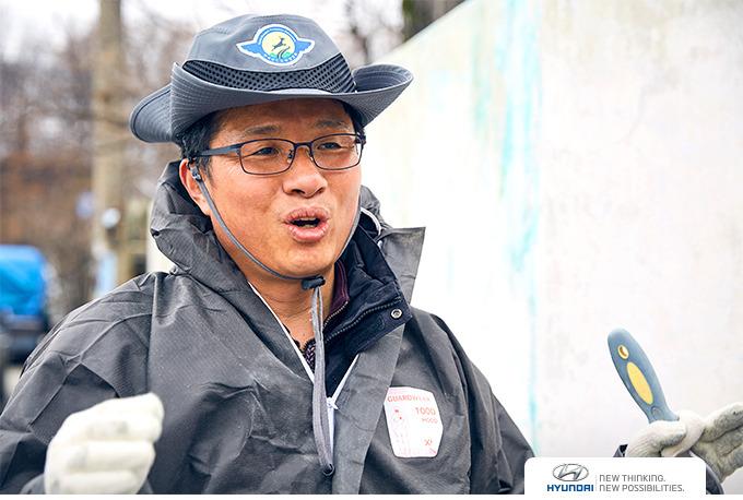 한국로드킬예방협회 대표, 현대자동차 환경팀 강창희 차장님