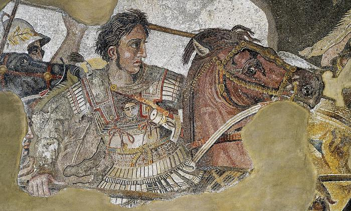 알렉산더 대왕 Alexander the Great_