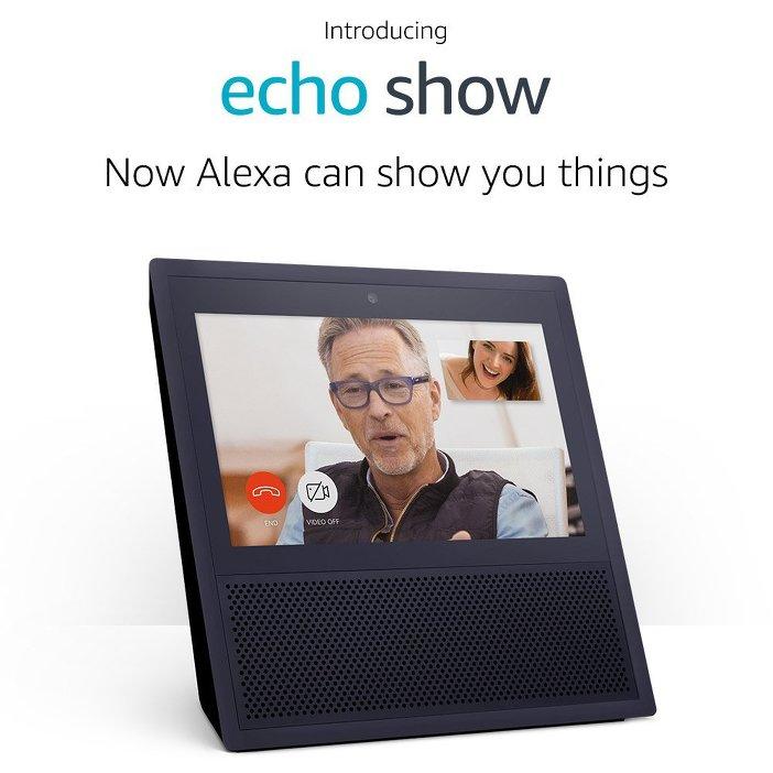 아마존 에코쇼(Echo Show)