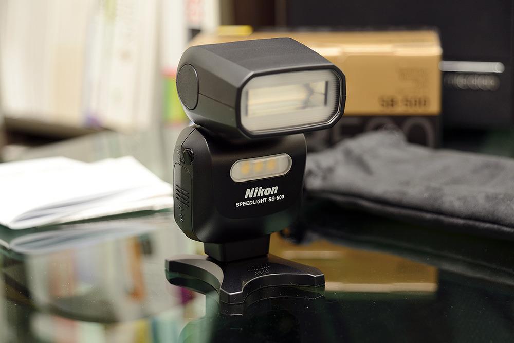 Nikon Speed Lignt SB-500