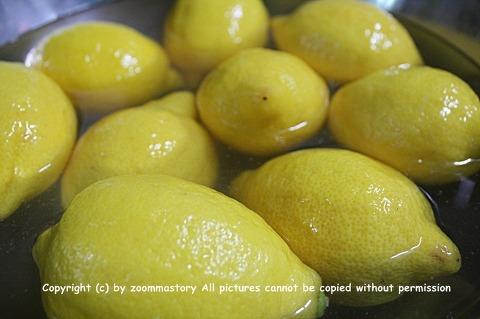 레몬차, 레몬,