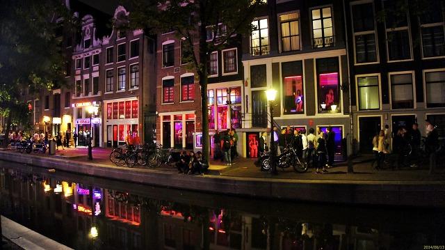 ... Yi's blog :: 2014.06 암스테르담 Amsterdam - Hotel Nes, Night Tour: hard2die.tistory.com/660