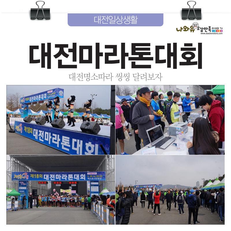 제18회 대전마라톤대회