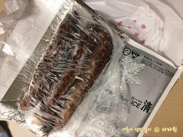 전주 조점례피순대 포장