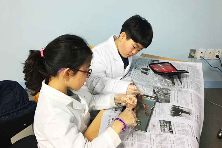수산질병관리사 동물해부 아쿠아리움 직업체험