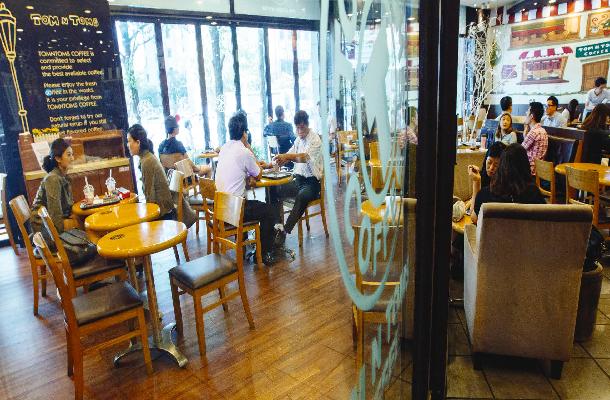전국 음식점 금연