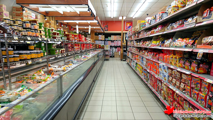 캐나다 광역 토론토 미시사가 PAT 한국 식품 마트