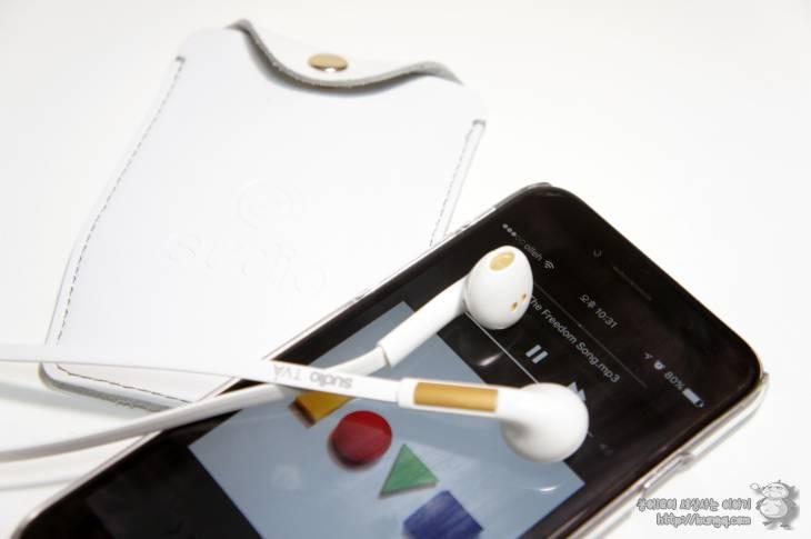 북유럽스타일 오픈형 이어폰 수디오 티바(SUDIO TVA) 후기