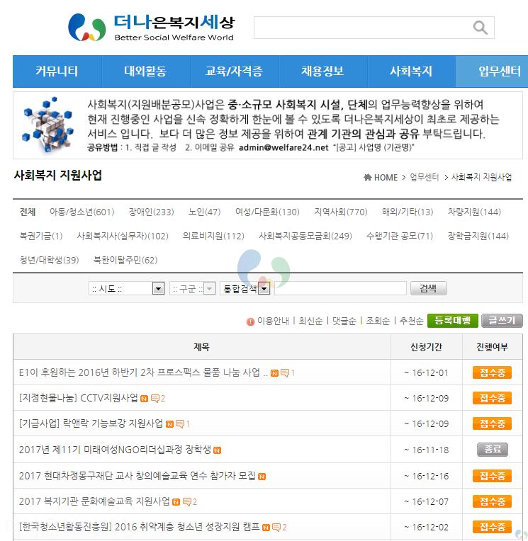 (후)사회복지지원배분공모사업_목록폼