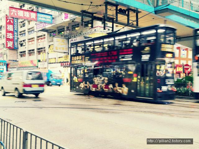 코즈웨이베이 트램
