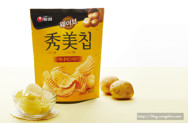 수미칩 허니머스타드의 매력에 빠져보세요!