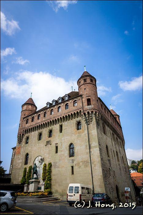 생 메르 성(Chateau St. Meire)