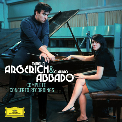 Beethoven - Piano Concerto No. 2 in B flat major op. 19 (Argerich - Abbado)