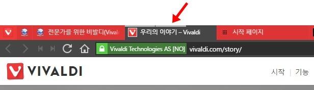 전문가를 위한 비발디(Vivaldi) 웹브라우저 실용적인 유용한 기능들