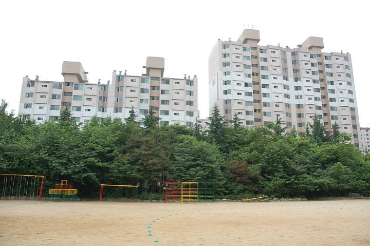 신기초등학교 학교숲 현재