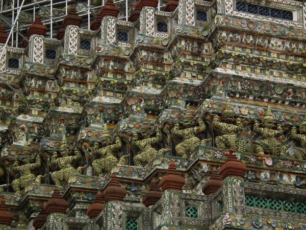 타이 전통 공예