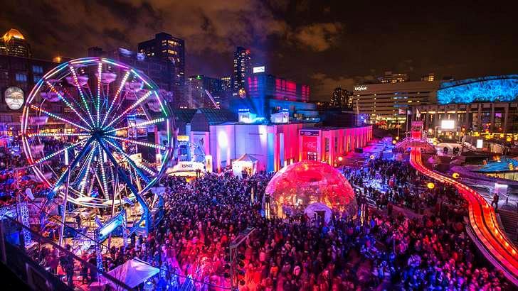 몬트리올 High Lights Festival 입니다