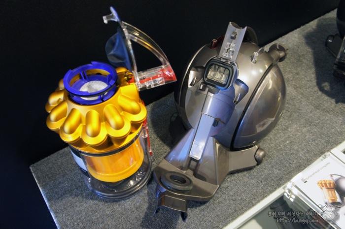 다이슨, 진공청소기, DC48, dyson ball, 구조