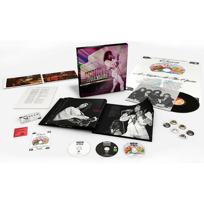 「night at the odeon: hammersmith 1975 (super deluxe)」の画像検索結果