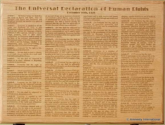 declaration of human rights pdf