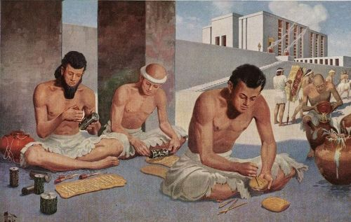 History soap ancient mesopotamia 2800 bc 비누의 역사 고대 메소포타미아