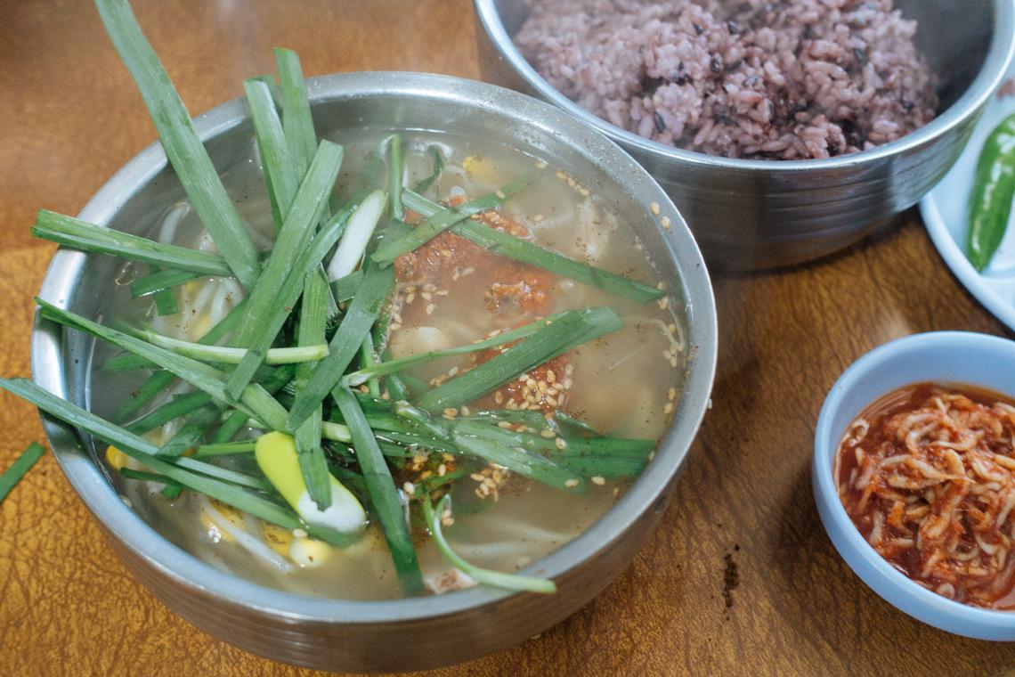 나주식당 순대국밥