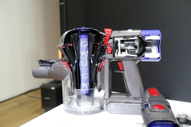 다이슨, dyson, 무선청소기, 진공청소기, V8, 장점, 특징, 발표회