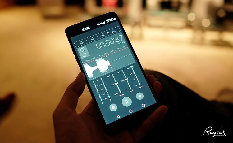 LG V20 고음질 녹음
