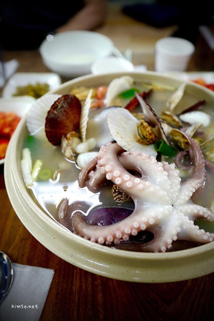 [영종도 맛집] 황해칼국수 - 최고의 바지락 칼국수