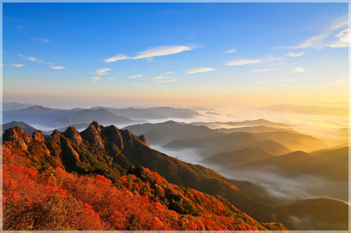 전북 진안 구봉산(14.10.26)