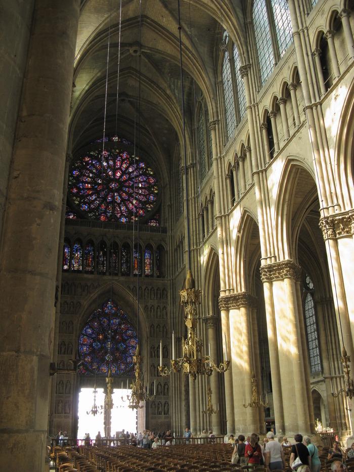 랭스 대성당 Reims Cathedral 내부