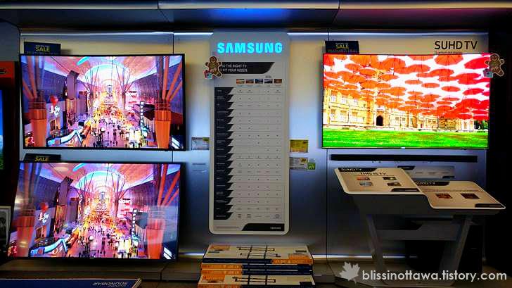 삼성 TV 입니다