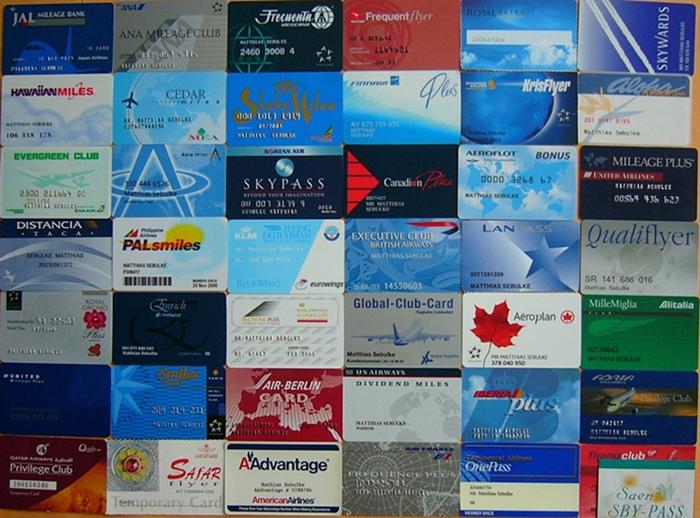 다양한 항공사 마일리지 프로그램