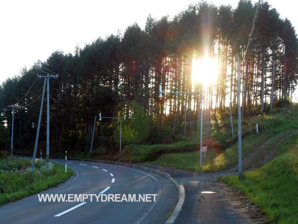 후라노 근처 길을 잘 못 들어서 라이딩 - 홋카이도 자전거 캠핑 여행 10