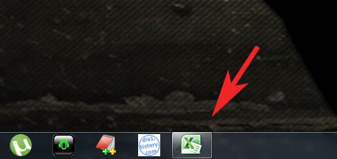 윈도우 아이콘 프로그램 작업표시줄 고정하는 방법