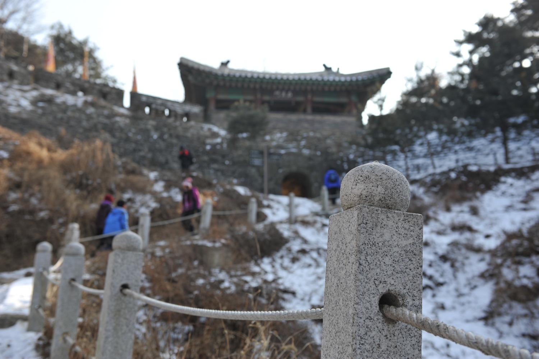 2012년2월 남한산성