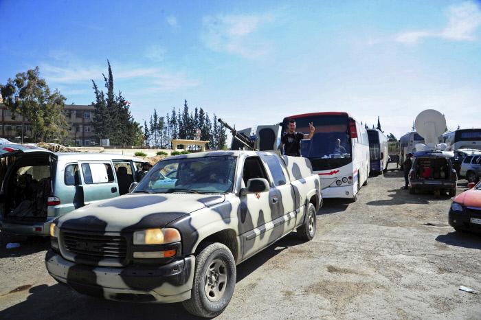 시리아군, 동구타 완전 탈환…7년 내전 막바지