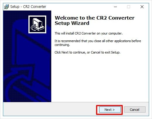 cr2 파일