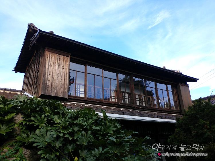 군산 히로쓰 가옥 신흥동 일본식 가옥
