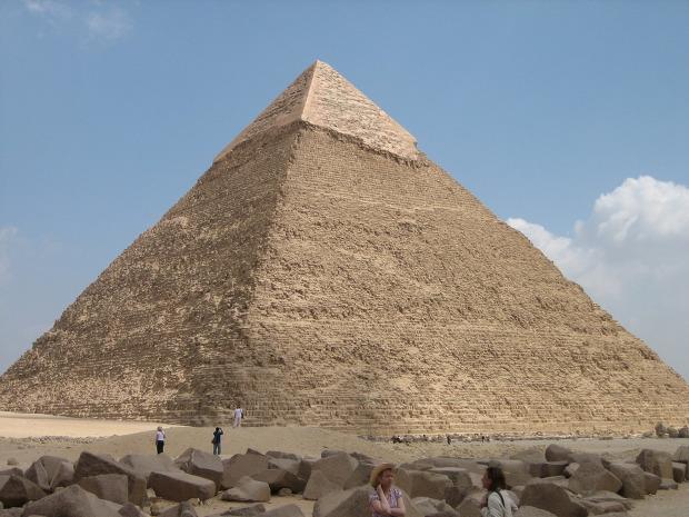 건축의 외형 - '각뿔' (Pyramid)
