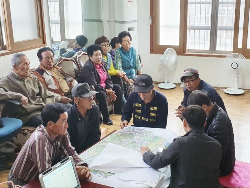 정읍시, 지적재조사 비대면 주민설명회 개최
