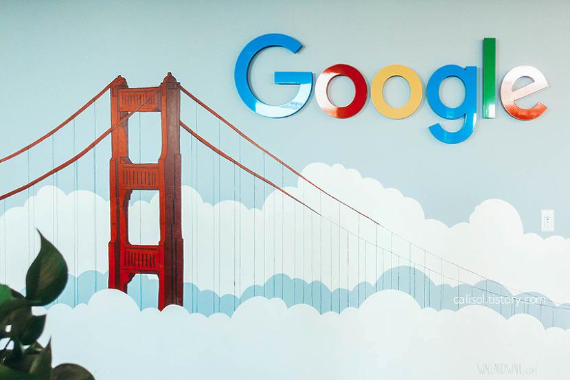 미국 생활 샌프란시스코 구글 사무실 오피스