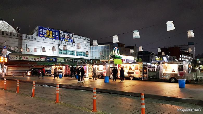 수원밤도깨비,수원푸드트럭,수원시장,수원화성,수원통닭거리