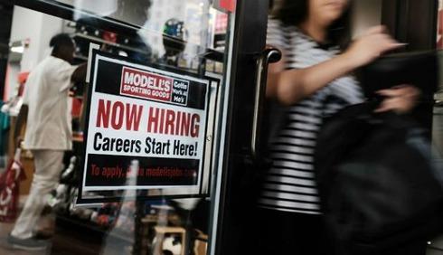 미국 7월 실업률 3.9%, 15만 7천 증가