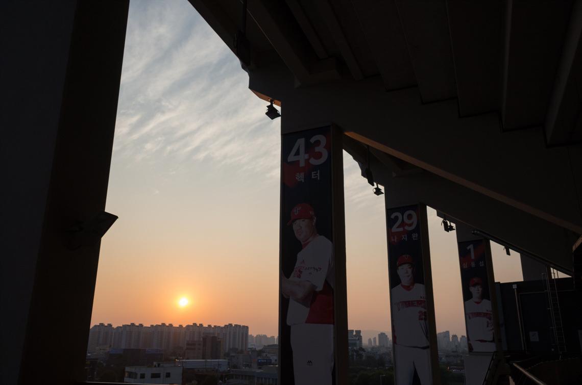 2017 한국시리즈 1차전