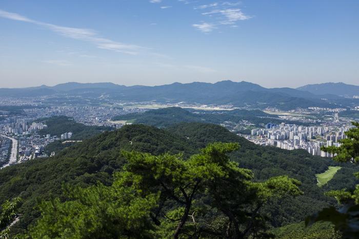 남한산성, 성남
