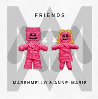 """ FRIENDS ..."" - Marshmello & Anne-Marie  자동재생/반복듣기/가사"