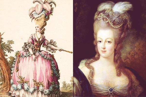 마리앙투아네트 빅 헤어 Marie Antoinette Big hair histroy