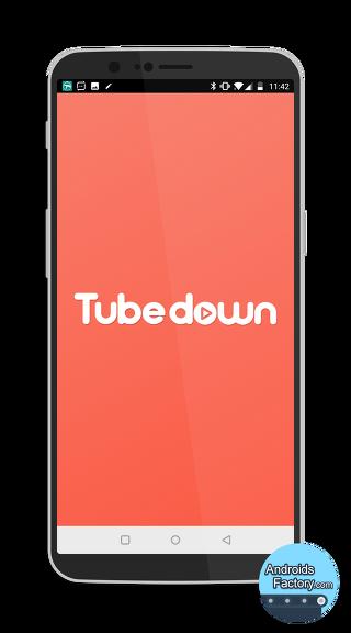 핸드폰 팝업 광고 뜨게하는 대표적인 앱 TubeDown