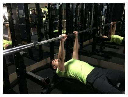 클로스-그립 벤치 프레스-Close-grip Bench Press